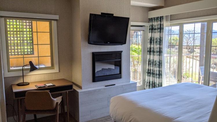 Spirit Ridge at NK'MIP Osoyoos: Renovated room