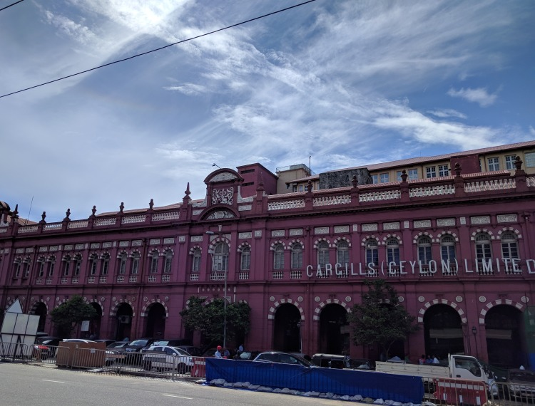 Building in Colombo