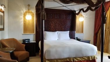 King room at the Ritz Carlton Sharq Village