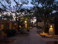 Grounds at La Posada de Santa Fe, a Tribute Portfolio Resort & Spa