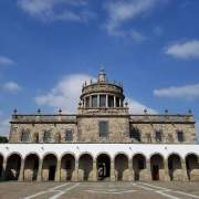 Hospicio Cabanas museum in Guadalajara, a UNESCO World Heritage site