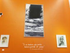 José Clemente Orozco art at the Hospicio Cabanas museum in Guadalajara