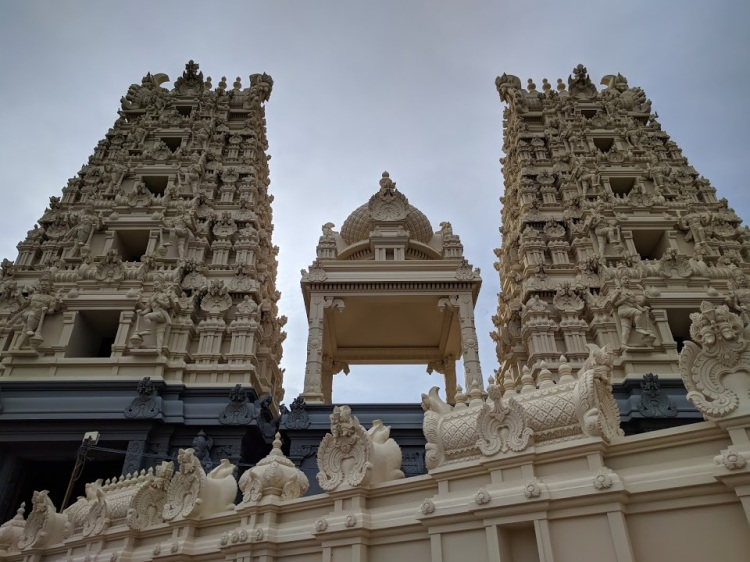 Sri Meenadchi Sundareswarar Hindu Temple in Galle