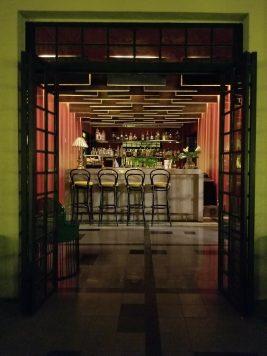Bar at Casa Habita in Guadalajara