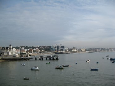 View of Cascais in March 2008