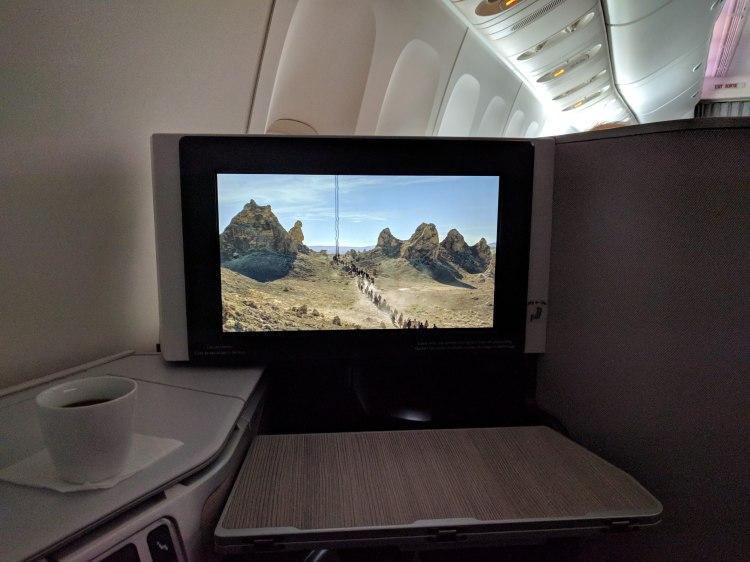 Air Canada Signature Seat