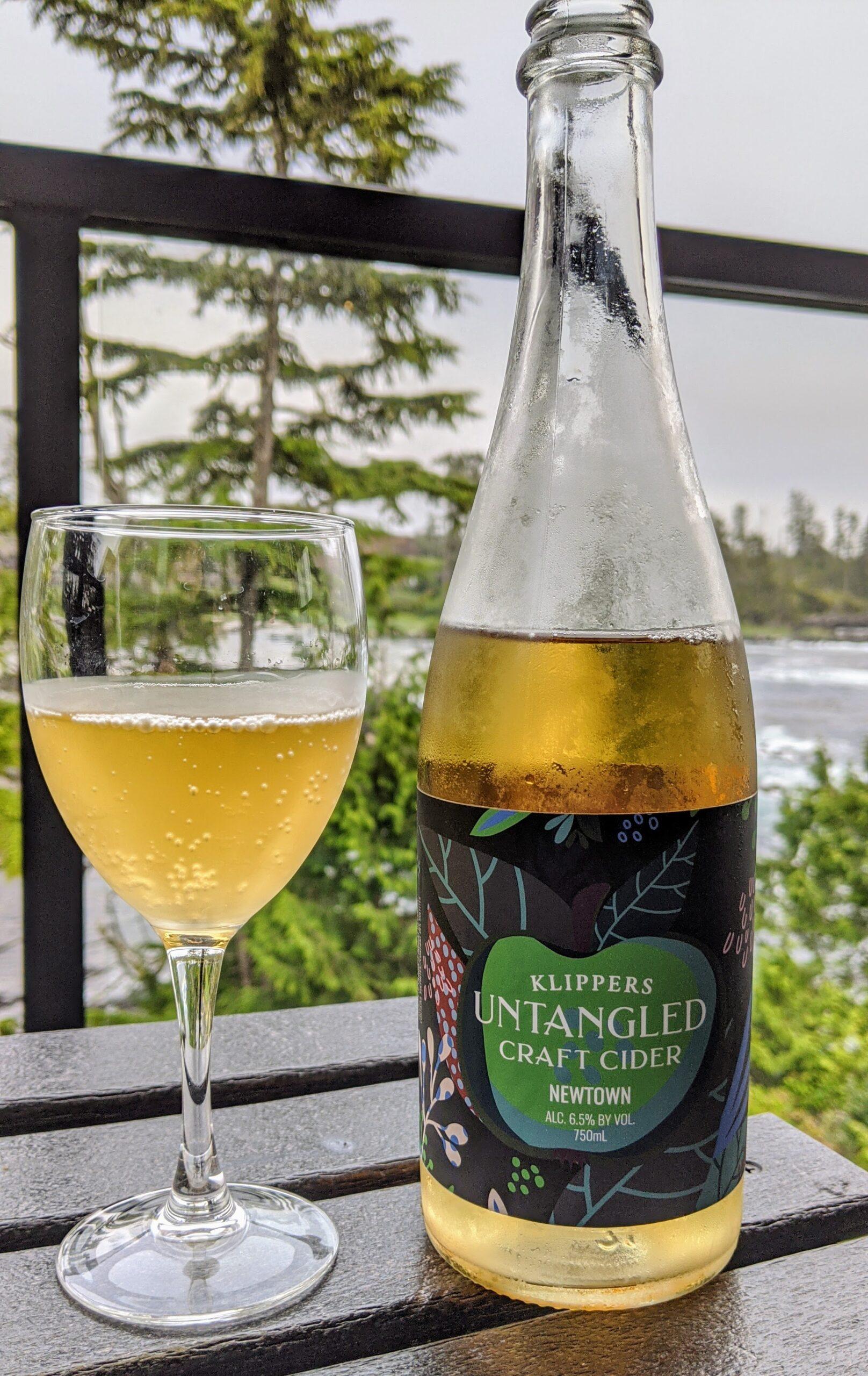 Untangled Cider