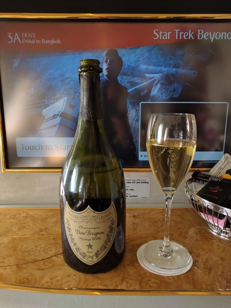 2006 Dom Perignon Champagne