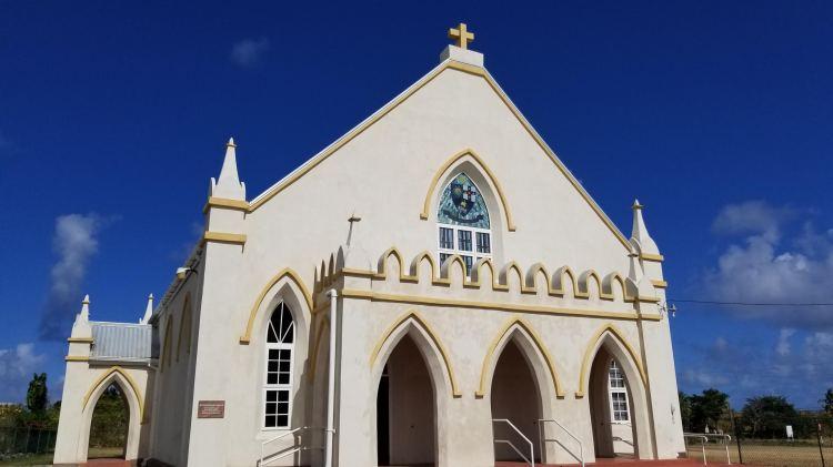 Beulah Methodist Church built in 1858