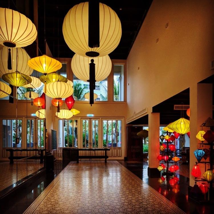 JW Marriott Phu Quoc Resort at Emerald Bay - Lanterns