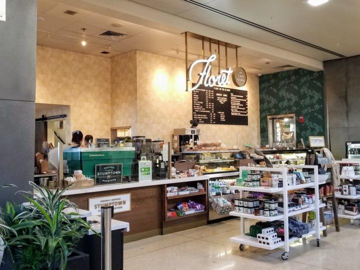 Floret by Café Flora at SeaTac