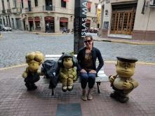 Defensa Street Market Buenos Aires Mafalda