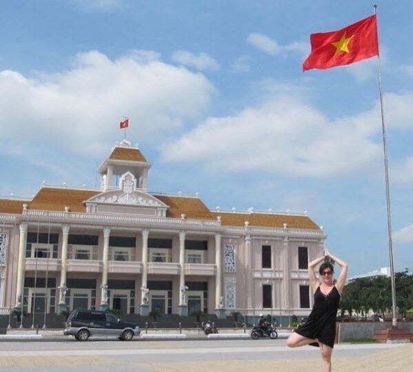 Max in Nha Trang in January 2011