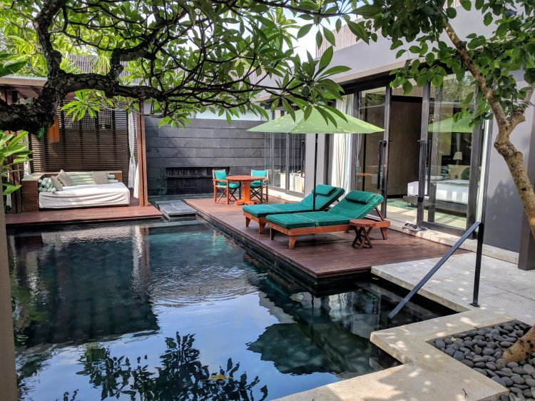 W Bali Pool Villa: The Pool