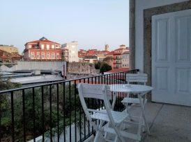 Cocorico Luxury Guesthouse: Balcony