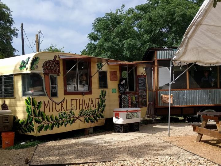 Micklethwait Food Trailer Austin Texas BBQ