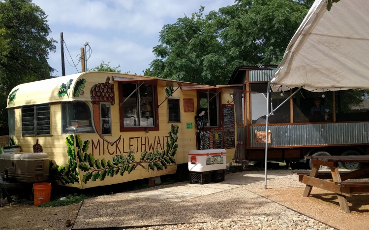 Micklethwait Food Trailer Austin Texas BBQ
