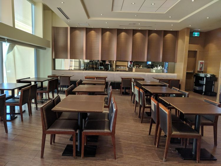 Dining area seating