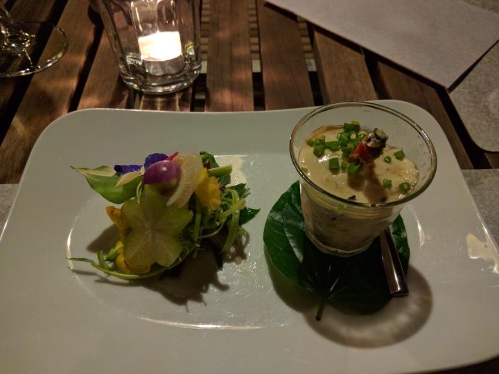Cuisine Wat Damnak Siem Reap Maam