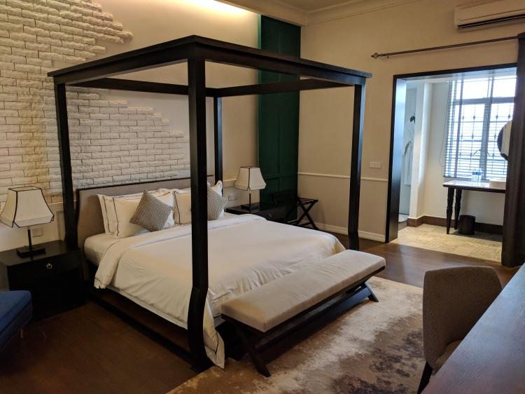 The Edison Hotel Room Georgetown Penang