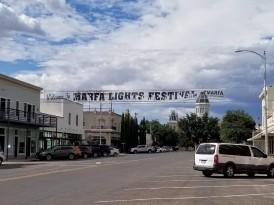 Marfa Lights Festival Banner