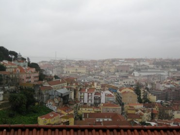 View of Lisbon in March 2008