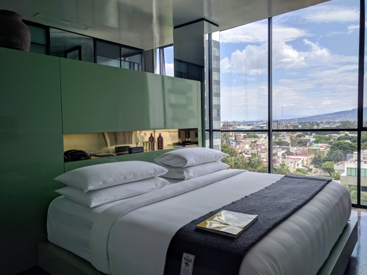 Deluxe Room at Casa Habita in Guadalajara