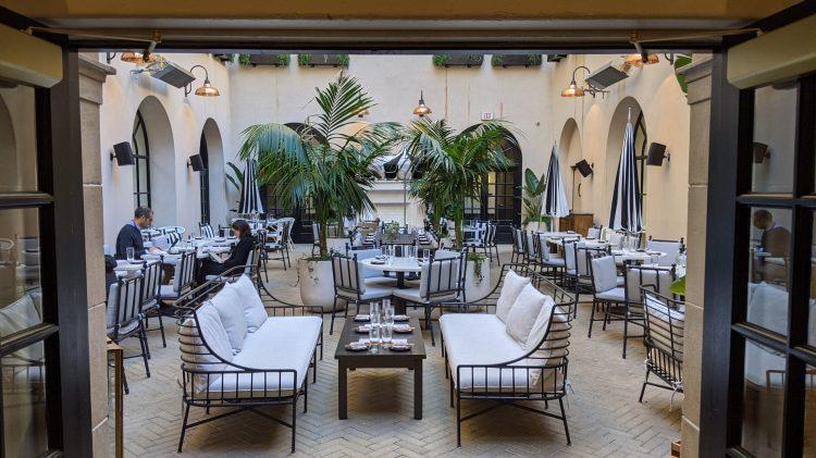 The Guild Tribute Hotel: Luca Restaurant