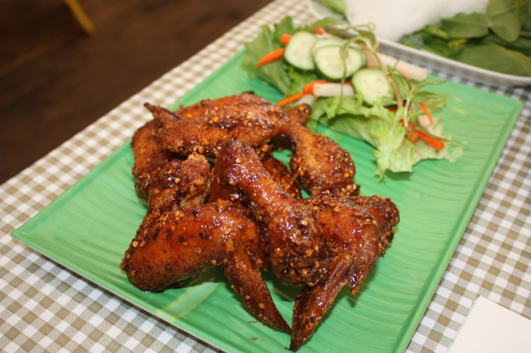 Ike's Fish Sauce Wings from Pok Pok