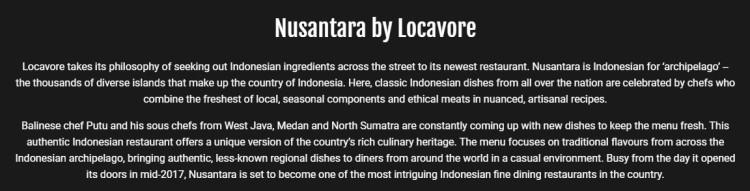 Nusantara concept explanation