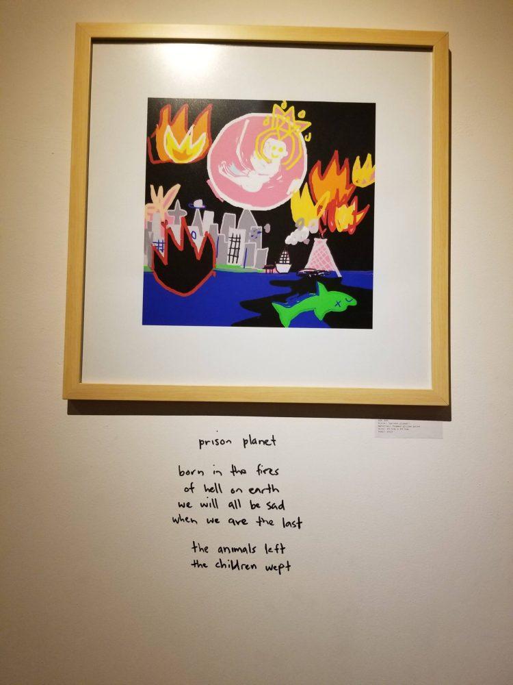The Slow - Art exhibit