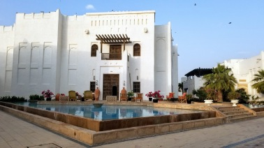 The Spa at the Ritz Carlton Sharq Village