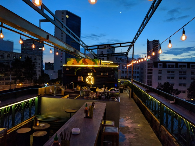 Anan's Rooftop Bar