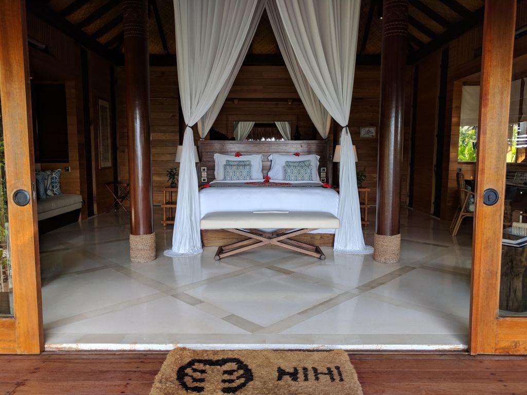 Marangga villa bedroom