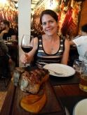 Dinner at La Carniceria
