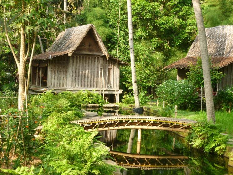 Bambu Indah Pool Ubud Bali