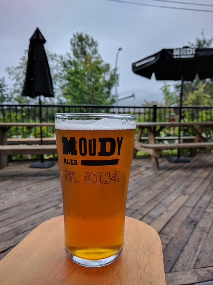 Moody Ales in Port Moody