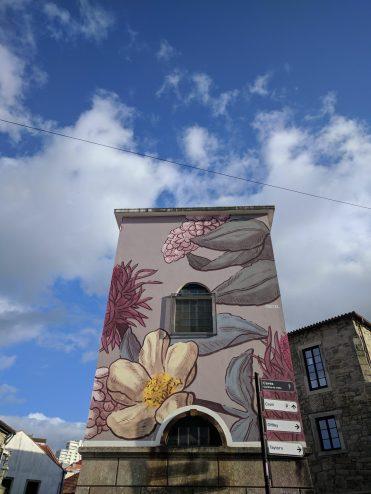 Mural in Porto