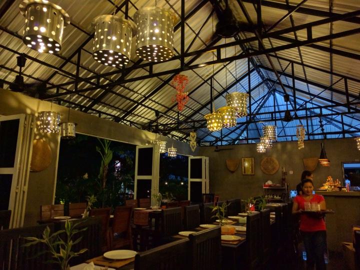 Chong Phov Khmer Restaurant Siem Reap