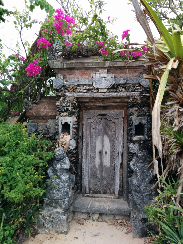 A door in Sanur