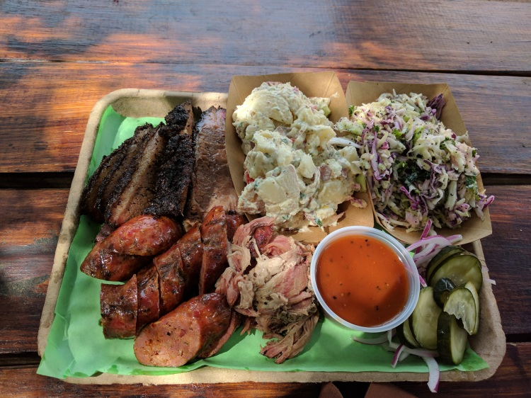 Micklethwait Food Trailer Austin Texas
