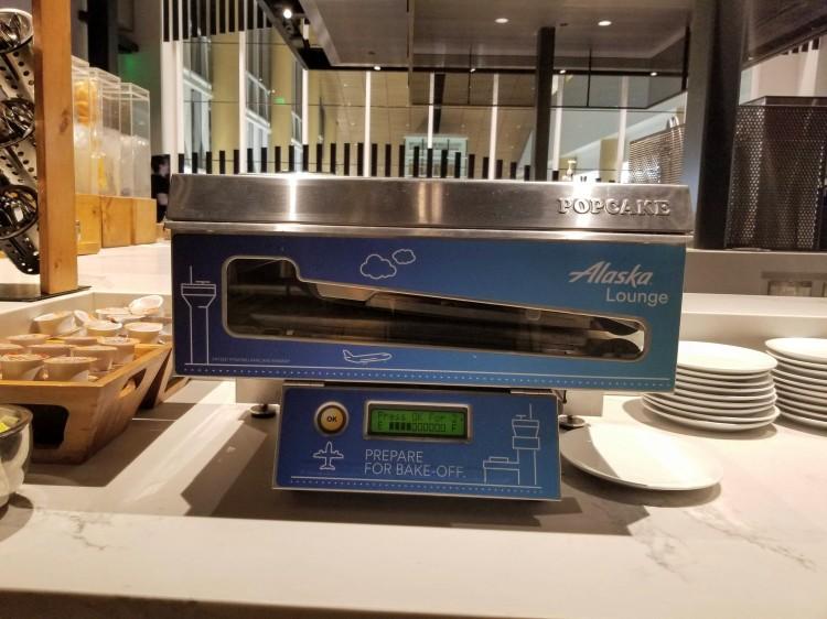 Alaska Lounge N-Gates: Pancake Machine