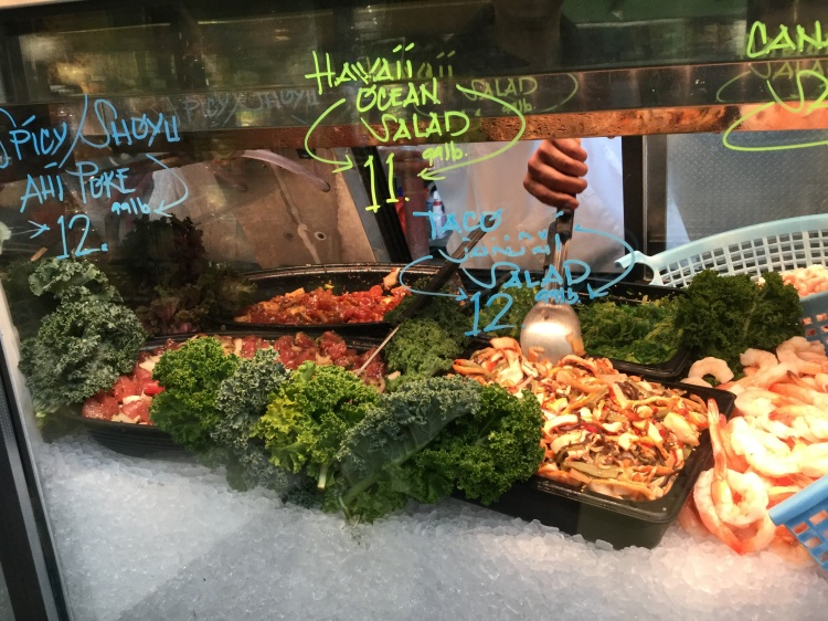 New Sagaya Market Poke Bar
