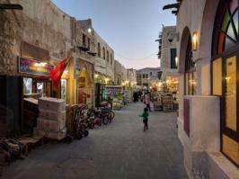 Shops in Souq Waqif
