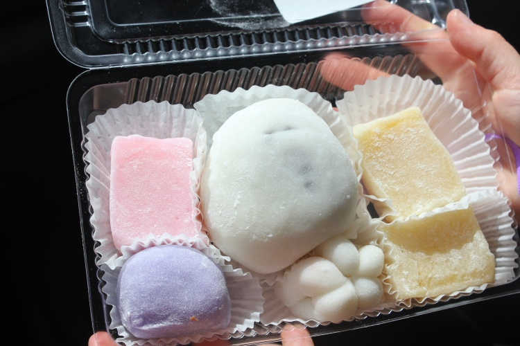 Mochi from Two Ladies