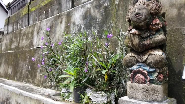 Statue in Ubud