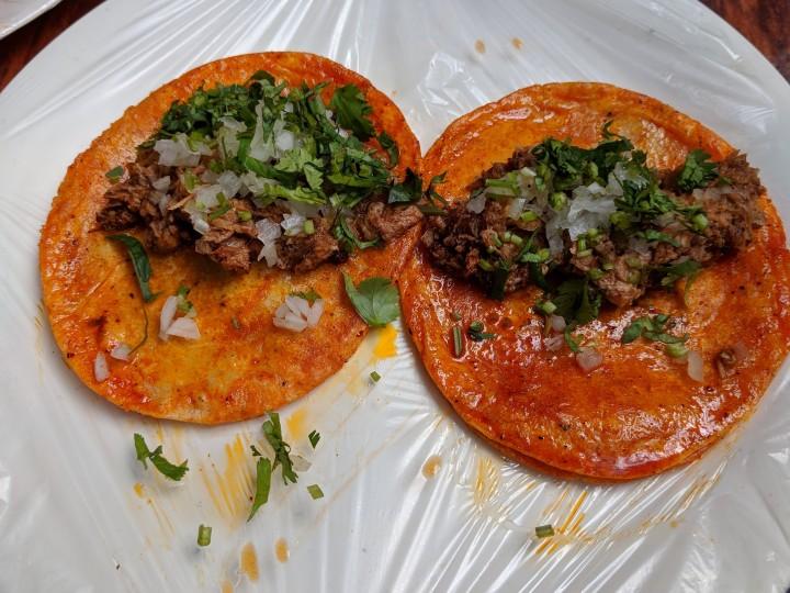 Tacos Birria y Consome Tacos