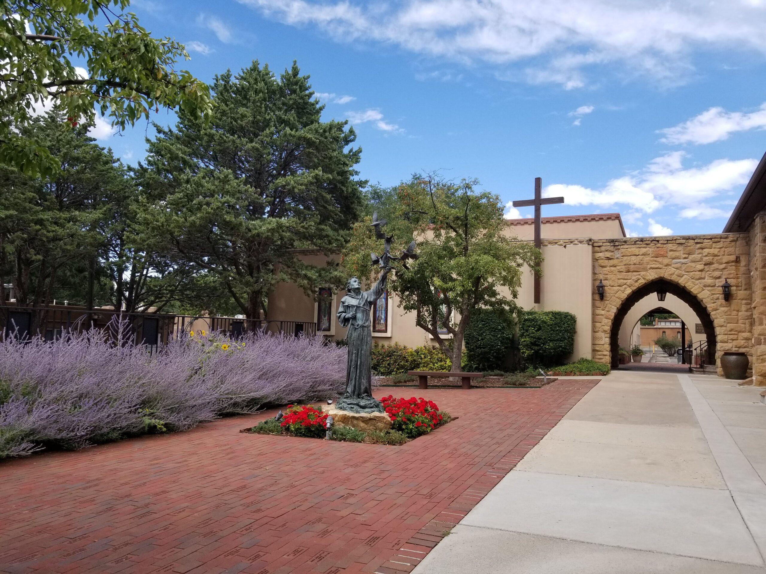Scenery in Santa Fe