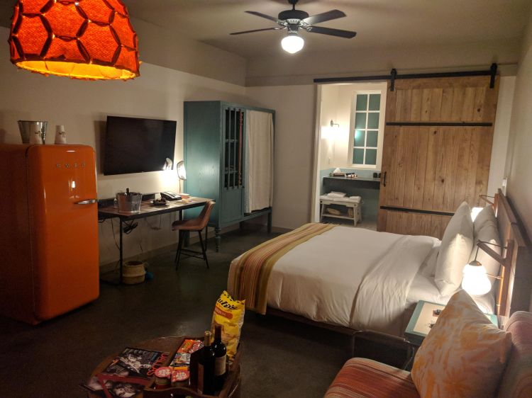 Deluxe Room at Texican Court
