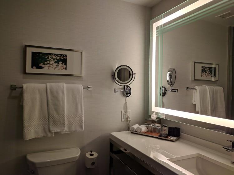 Bathroom at The Godfrey